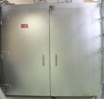 箱型循環式バッチ炉(小)